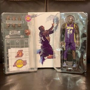 Brand new Kobe Bryant doll collectible figure